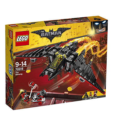LEGO The Lego Batman Movie The Batwing