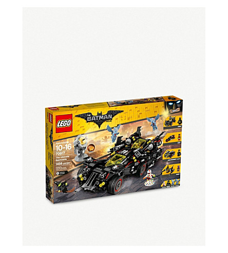 LEGO The Lego Batman Movie The Ultimate Batmobile