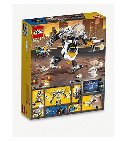 LEGO Batman Egghead Mech Food Fight