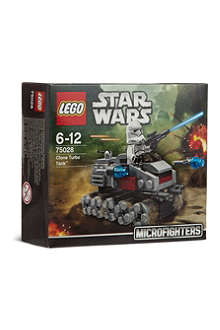 LEGO Star Wars Microfighters: Clone Turbo Tank