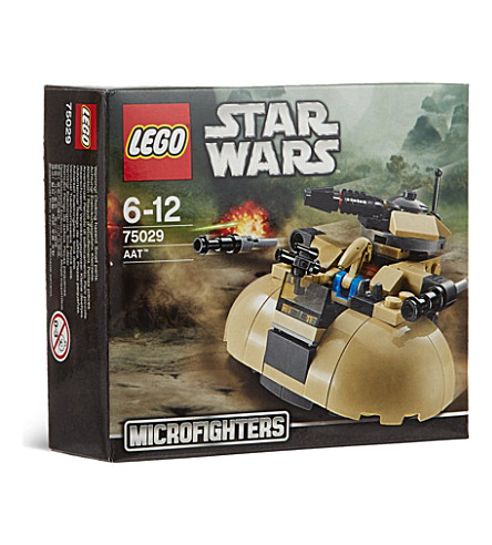 LEGO Star Wars Microfighters: AAT