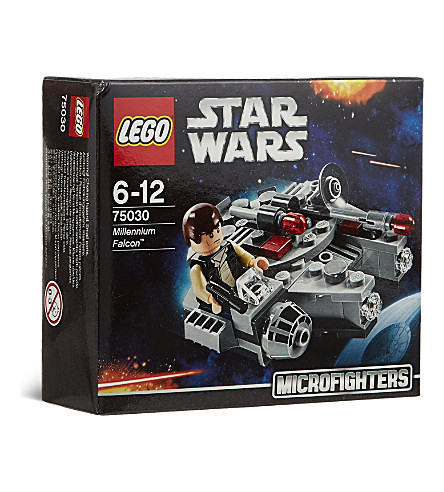 LEGO Star Wars Microfighters: Millenium Falcon