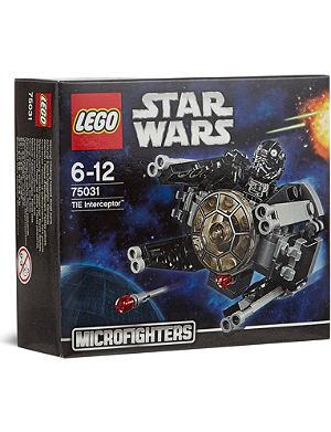 LEGO Star Wars Microfighters: TIE Interceptor