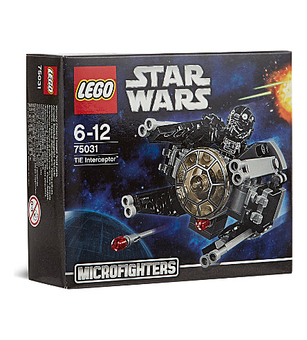 LEGO Star Wars Microfighters: TIE Interceptor