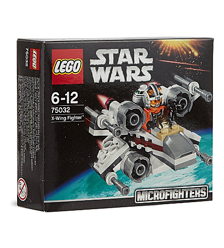 Lego Star Wars X Wing Fighter 75032 Instructions
