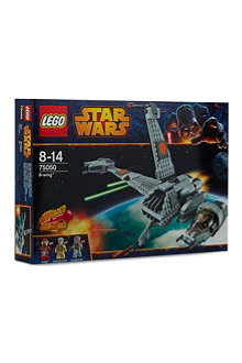 LEGO B-Wing model