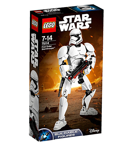 LEGO Star Wars First Order Storm Trooper