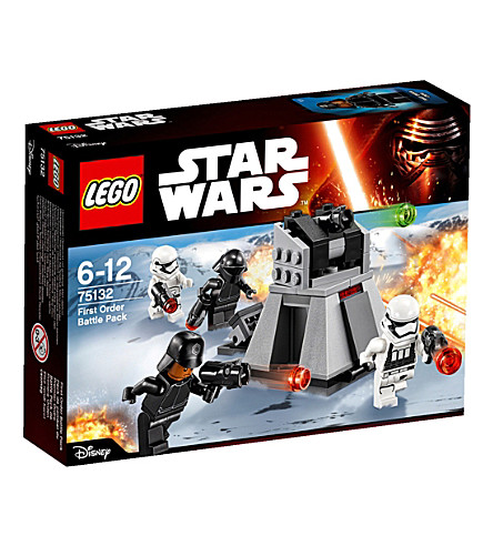LEGO Star Wars first order battle pack