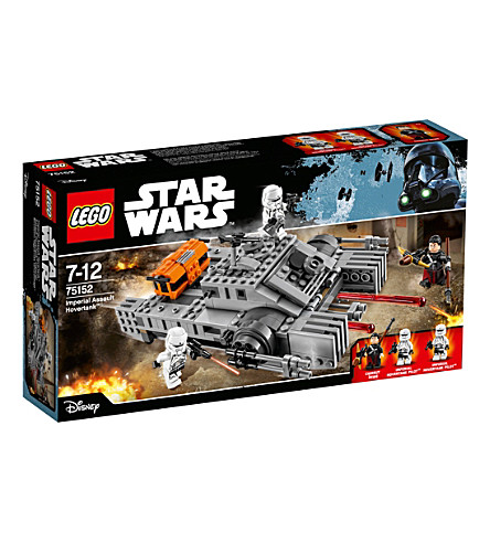 LEGO Star Wars: Rogue One Imperial Assault Hovertank