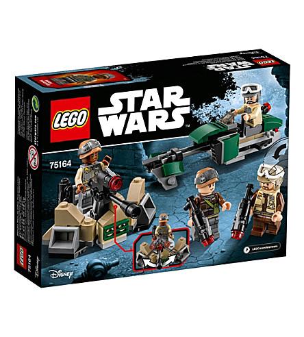LEGO Star Wars Rebel Trooper Battle Pack set