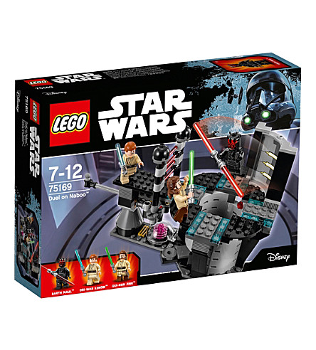 LEGO Star Wars Duel on Naboo set