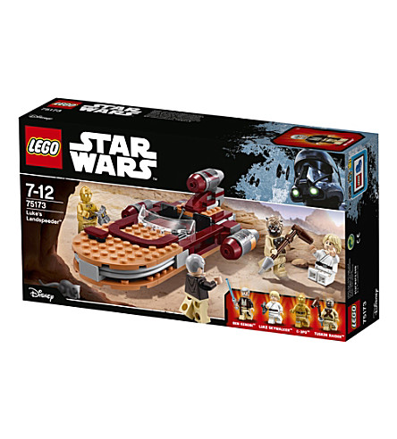 LEGO Star Wars Luke Skywalker's Landspeeder