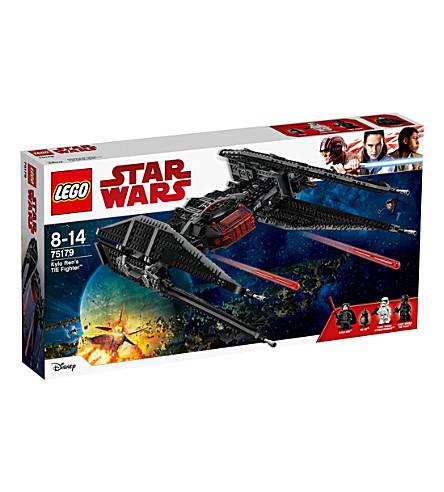 LEGO Star Wars Episode VIII Kylo Ren TIE Fighter