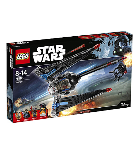 LEGO Star Wars Tracker 1