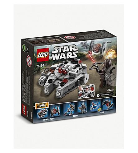 LEGO Star Wars Millennium Falcon Microfighter toy