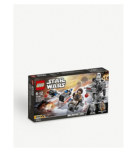 LEGO Star Wars Microfighters playset
