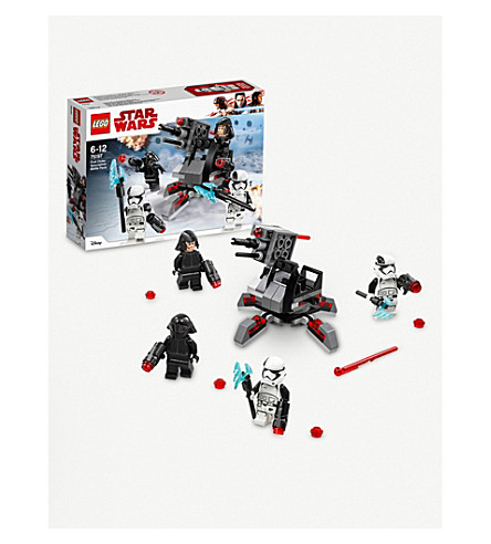LEGO Star Wars Episode VIII First Order Specialists Battle Pack