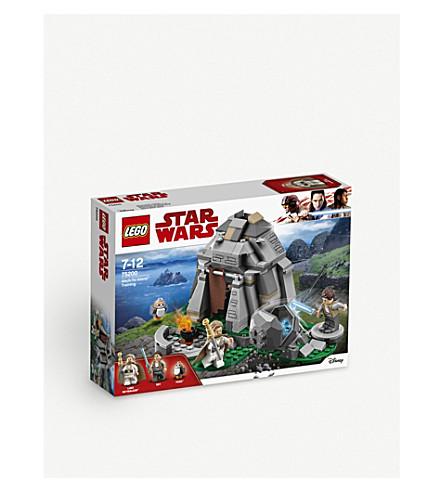LEGO Ahch-To Island training playset