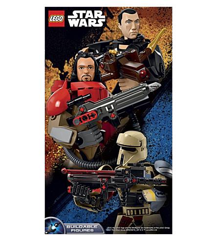 LEGO Star Wars Scarif Stormtrooper figure