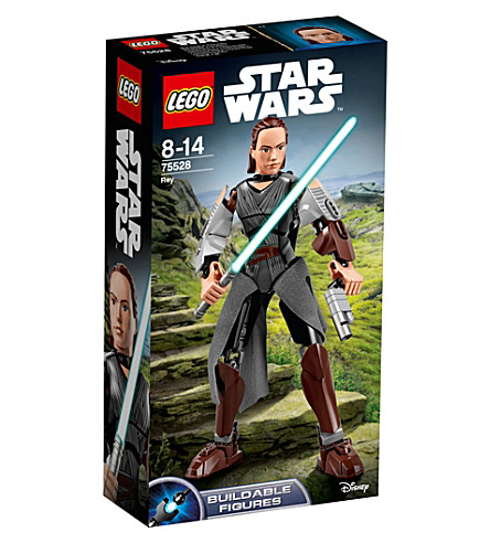 LEGO Star Wars Episode VIII Rey figure