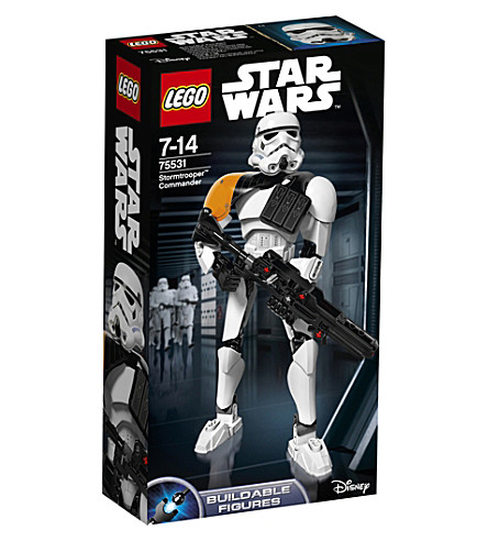 LEGO Star wars stormtrooper commander
