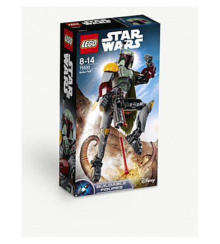 LEGO Boba Fett figure