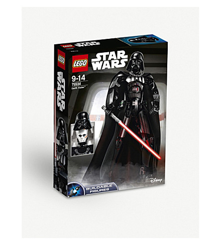 LEGO Star Wars Darth Vader figure