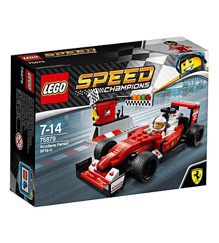 LEGO 速度冠军法拉利 FERRARI SF16-H