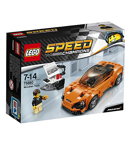 LEGO Speed Champions McLaren set