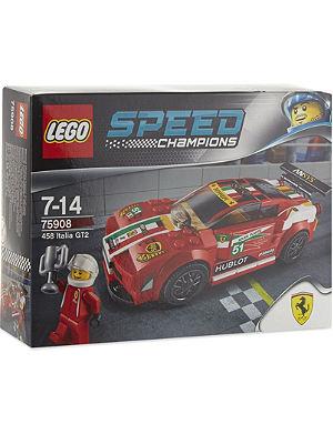 LEGO Italia GT2 Ferrari