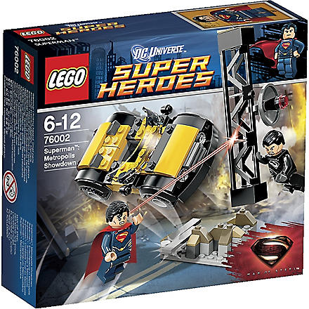 LEGO Superman Metropolis Showdown