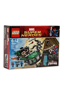 LEGO Spider-Man: Spider-Cycle Chase