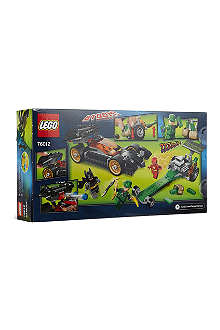 LEGO DC Super Heroes Batman: The Riddler Chase