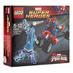LEGO Spider-Trike vs. Electro set