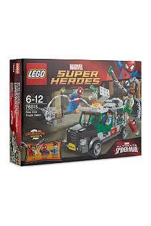 LEGO Super Heroes Doc Ock Truck Heist set