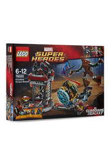 LEGO Lego superheroes knowhere escape missio