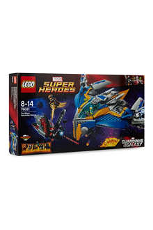 LEGO Milano Spaceship Rescue set