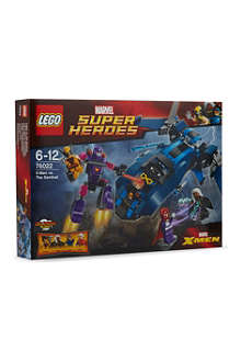 LEGO Super Heroes X-Men vs. The Sentinel  set