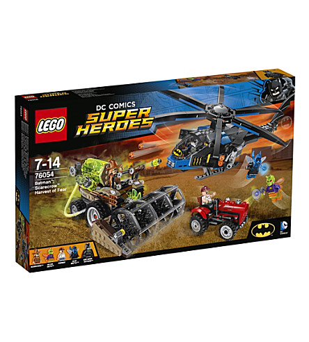 LEGO DC superheroes Batman: Scarecrow Harvest of Fear