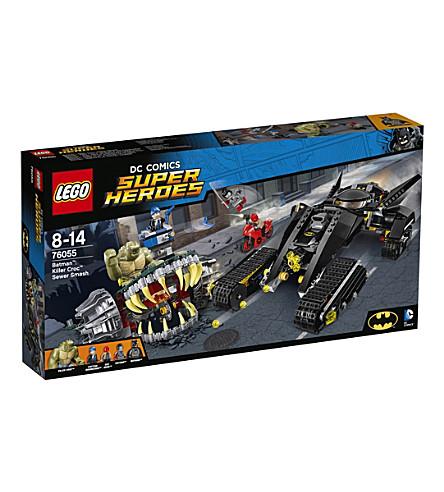 LEGO DC Superheroes Batman: Killer Croc Sewer Smash