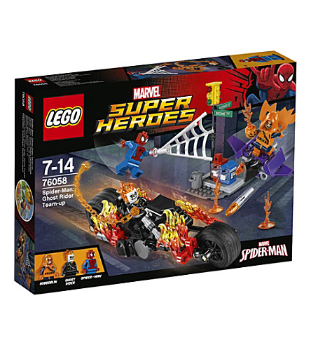 LEGO Marvel Superheroes Spider-Man: Ghost Rider Team-up