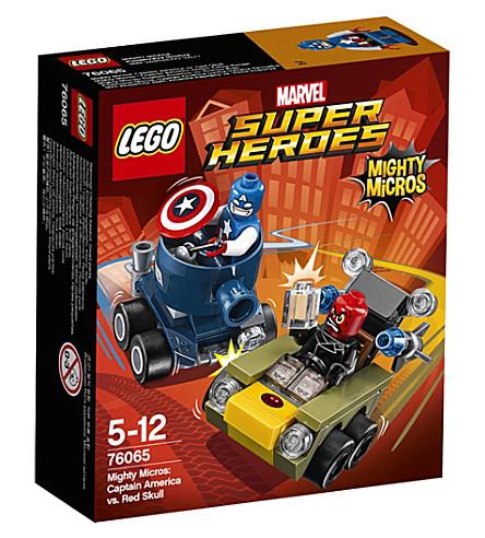LEGO LEGO Super Heroes Captain America vs. Hydra