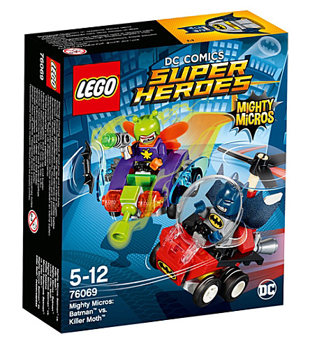 LEGO DC superheroes Mighty Micros Batman vs Killer Moth