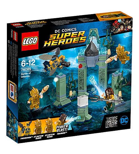 LEGO Justice League Battle of Atlantis