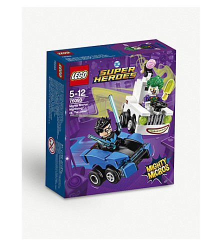 LEGO Nightwing vs. The Joker playset