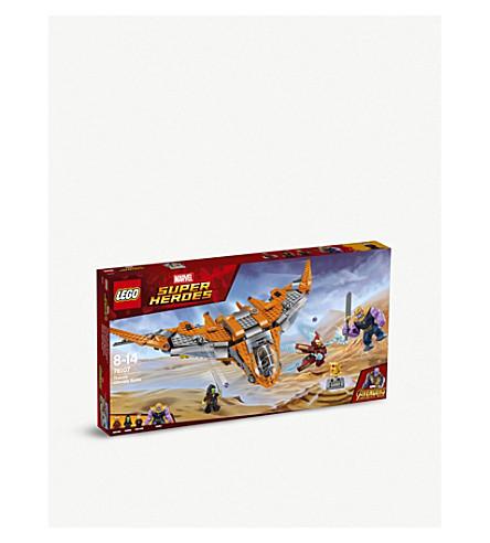 LEGO 76107 Marvel Super Heroes: Avengers Thanos Ultimate Battle Set