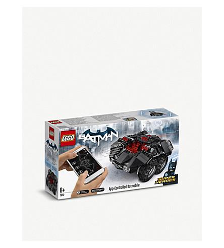 LEGO DC 超级英雄 76112 Batman:应用控制蝙蝠