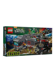 LEGO Big Snow Getaway set