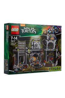 LEGO Turtle Lair Invasion