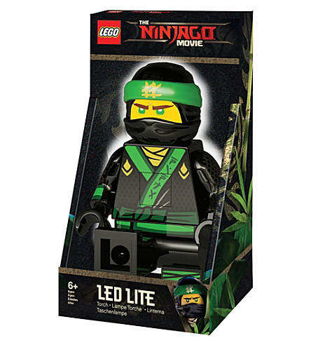 LEGO Ninjago Lloyd torch